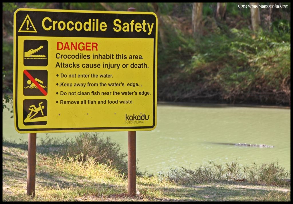 East Alligator River Kakadu - Australia