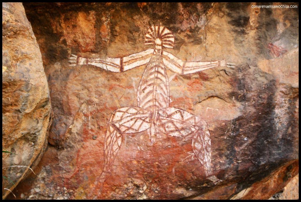 Nourrlangie Kakadu - Australia