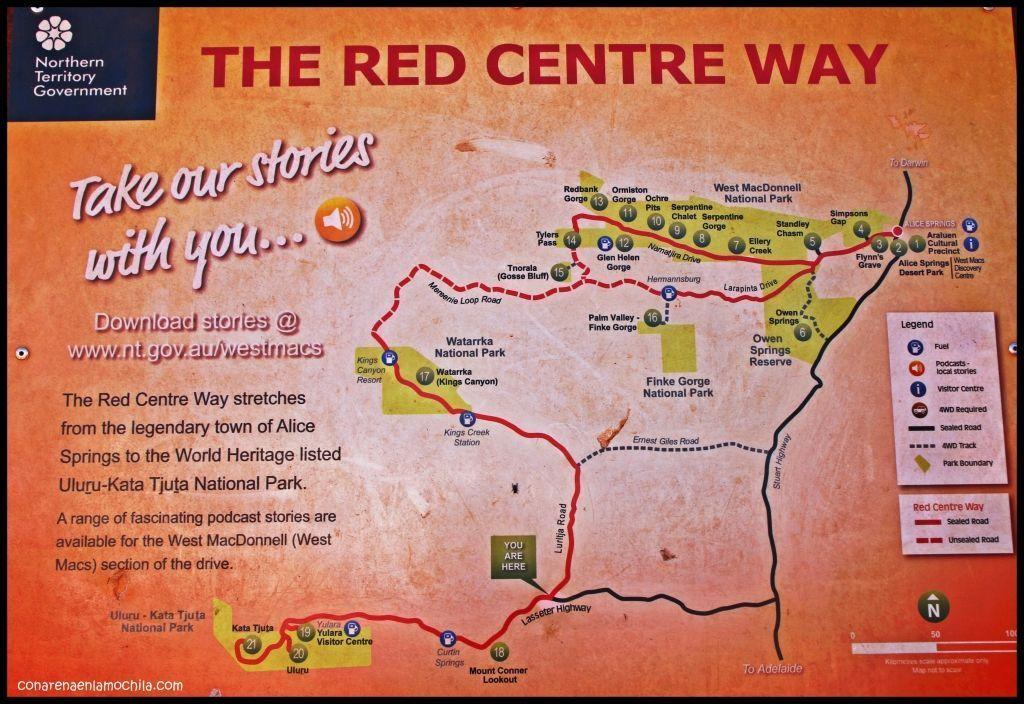 Red Centre - Australia