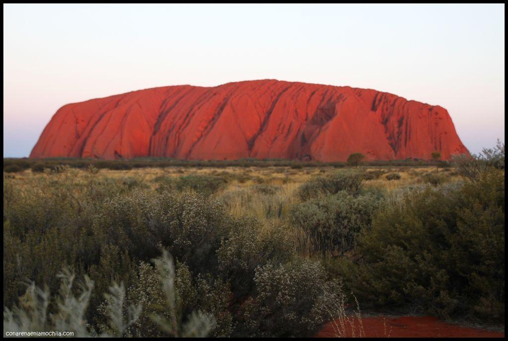 Ayers Rock Uluru - Australia