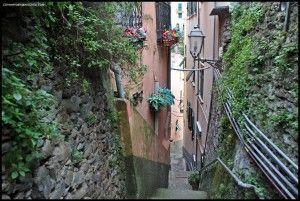 Riomaggiore Cinque Terre Liguria Italia