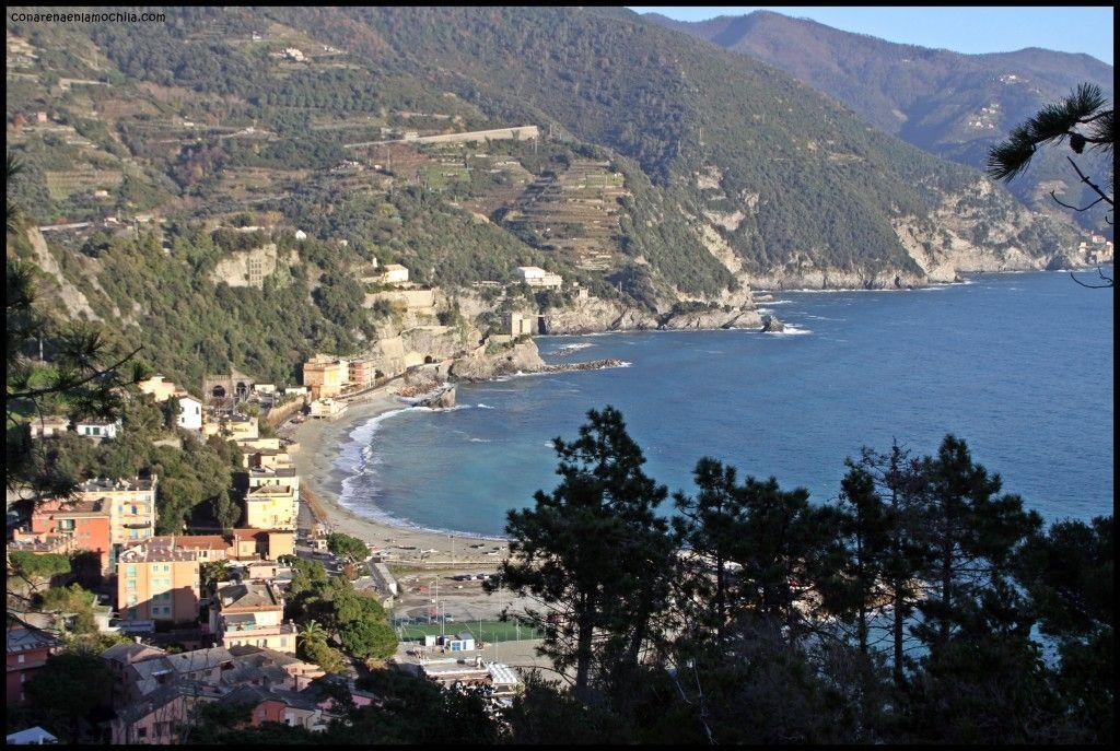 Monterosso al Mare Cinque Terre Liguria Italia
