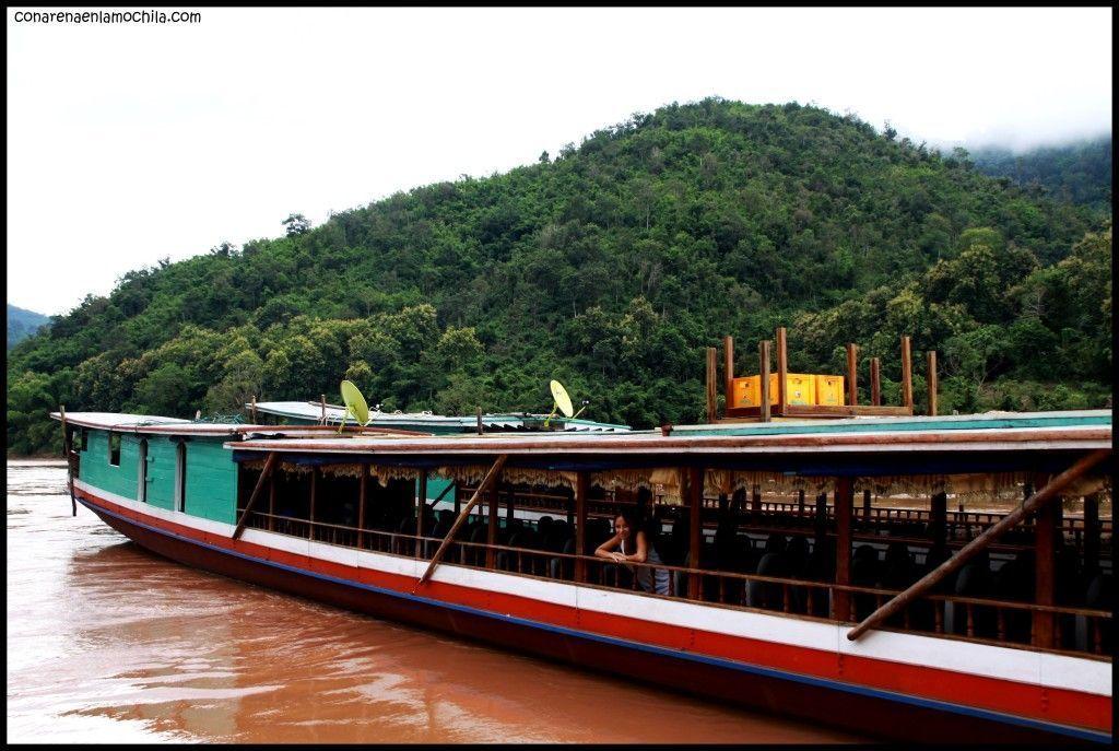 Pak Beng Mekong Laos