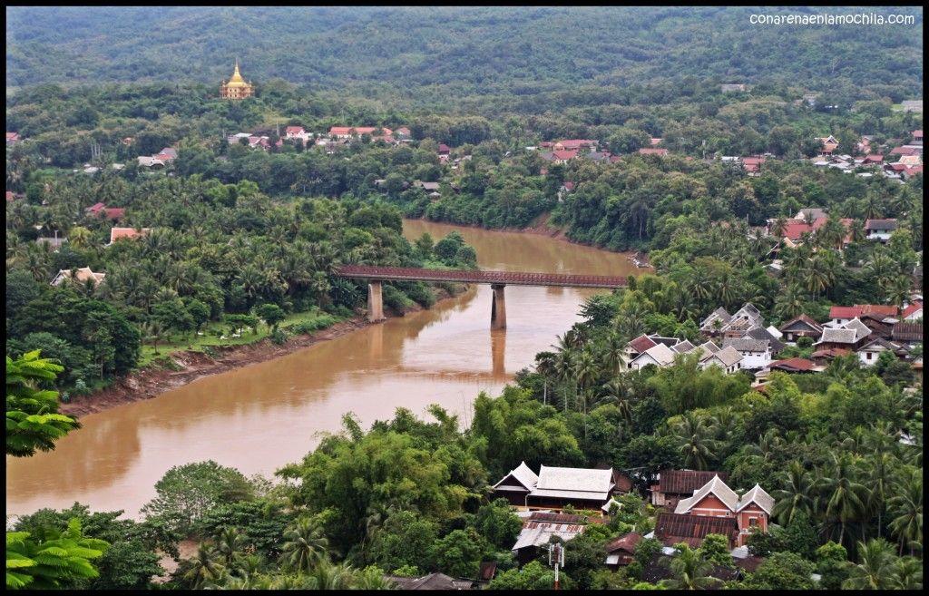 Wat Chom Si Luang Prabang Laos