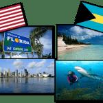 Ruta por Florida / Bahamas 2015