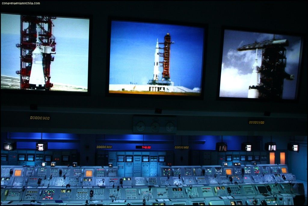 Kennedy Space Center Cabo Cañaveral Florida Estados Unidos