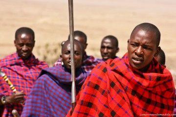 Masai Ngorongoro Tanzania