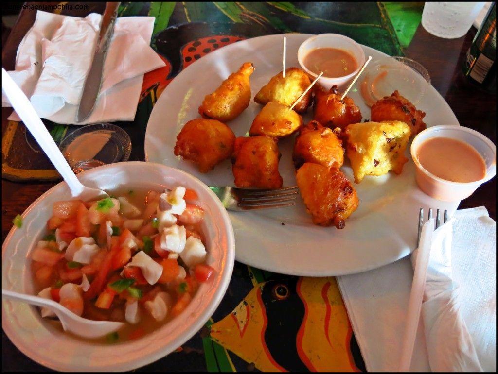Arawak Cay Fish Fry Nassau New Providence Bahamas