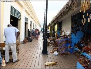Straw Market Nassau New Providence Bahamas