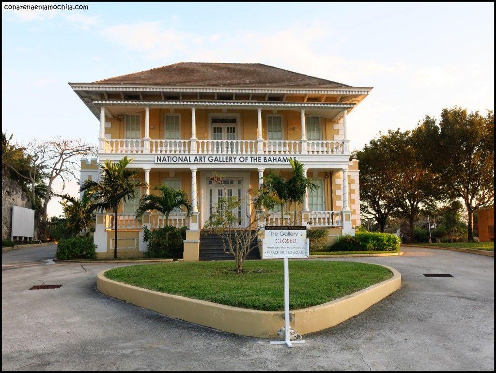Nassau New Providence Bahamas