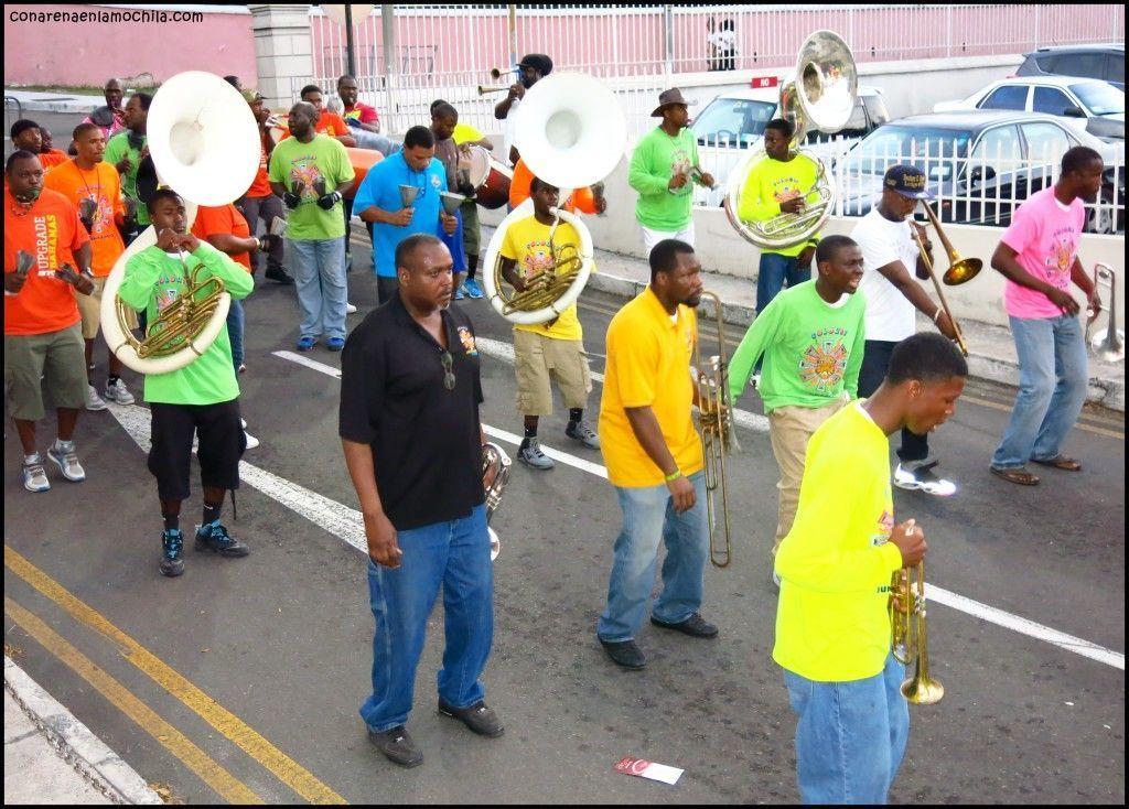 Junkanoo Nassau New Providence Bahamas