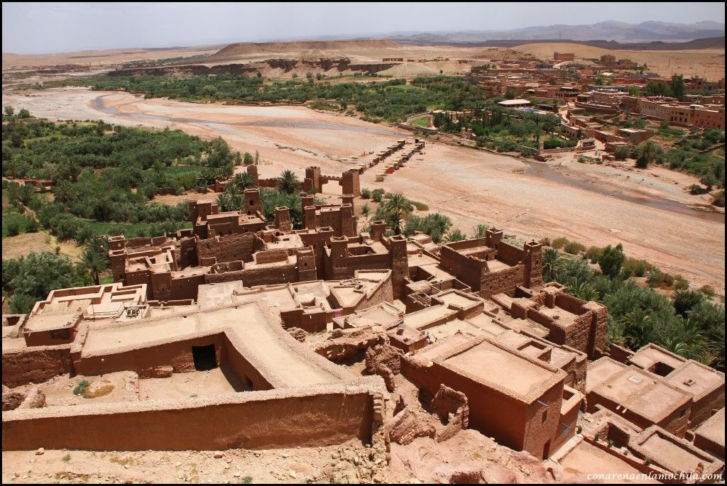 Ait Ben Haddou Atlas Marruecos