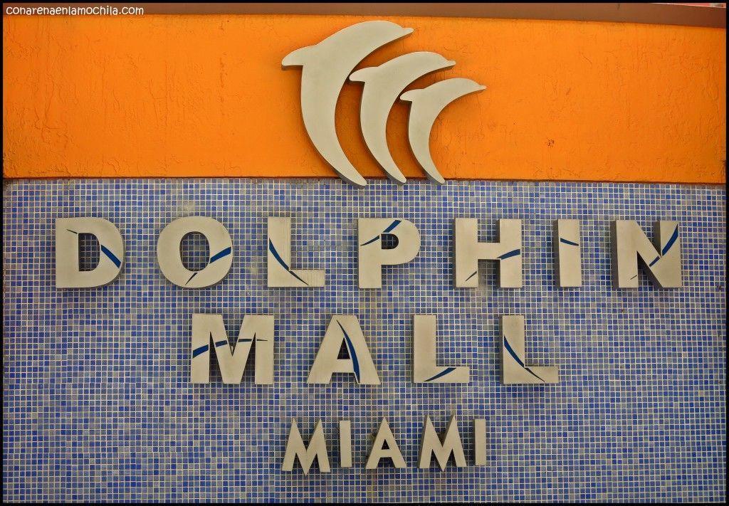 Dolphin Mall Miami Florida Estados Unidos
