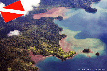 Post buceo Costa Rica