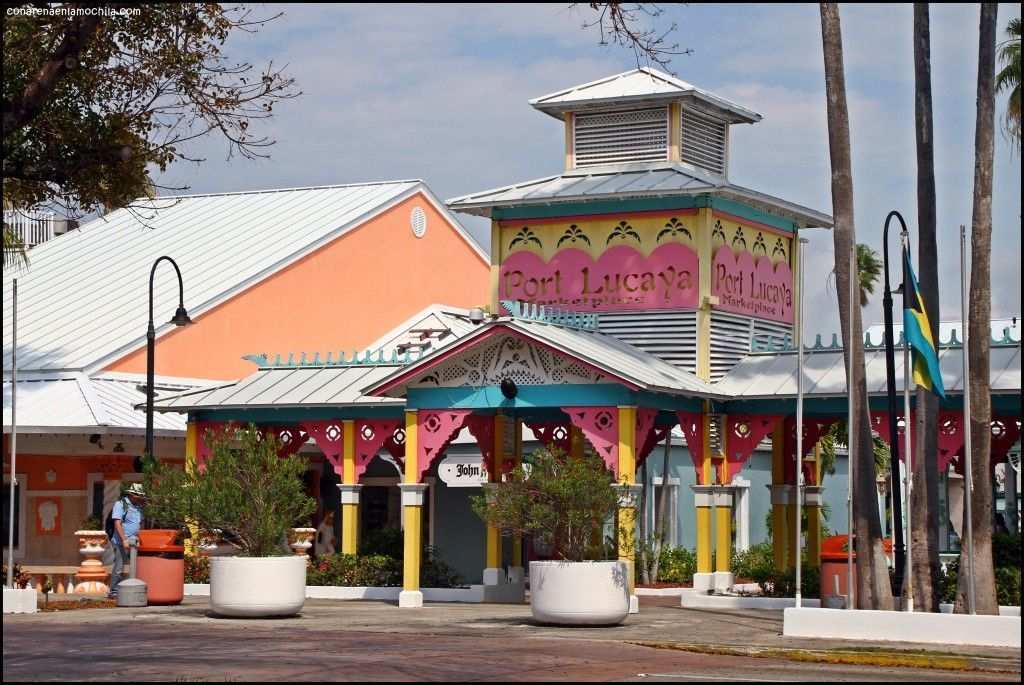 Port Lucaya Grand Bahama Bahamas