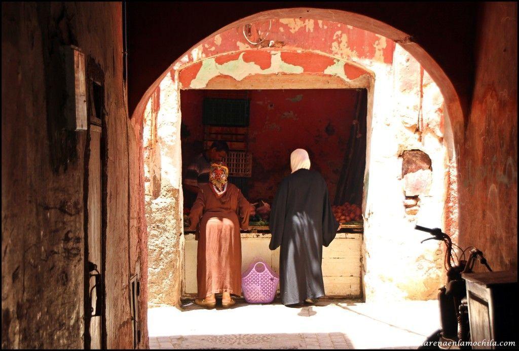 Palacio Bahía Marrakech Marruecos