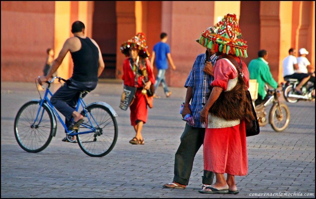 Jemaa el Fna Marrakech Marruecos