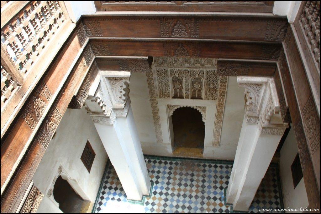 Madraza Ben Youssef Marrakech Marruecos