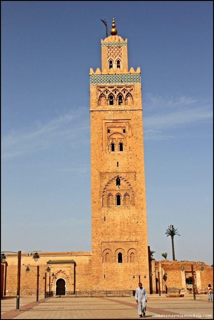 Koutoubia Marrakech Marruecos