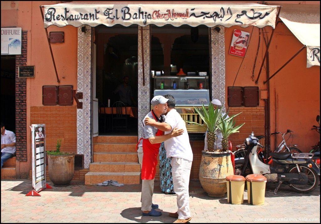 El Bahja Marrakech Marruecos