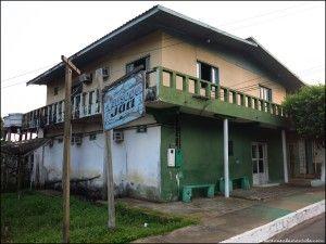 Pensión Jaú Novo Airao Amazonas Brasil