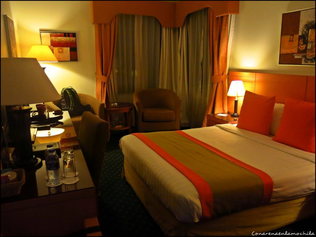 Nihal Palace Hotel Dubai Emiratos Árabes Unidos