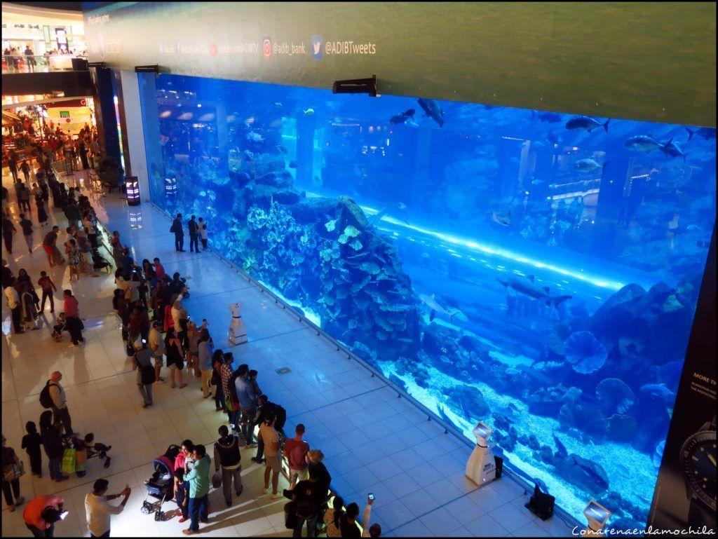 Dubai Mall Emiratos Árabes Unidos