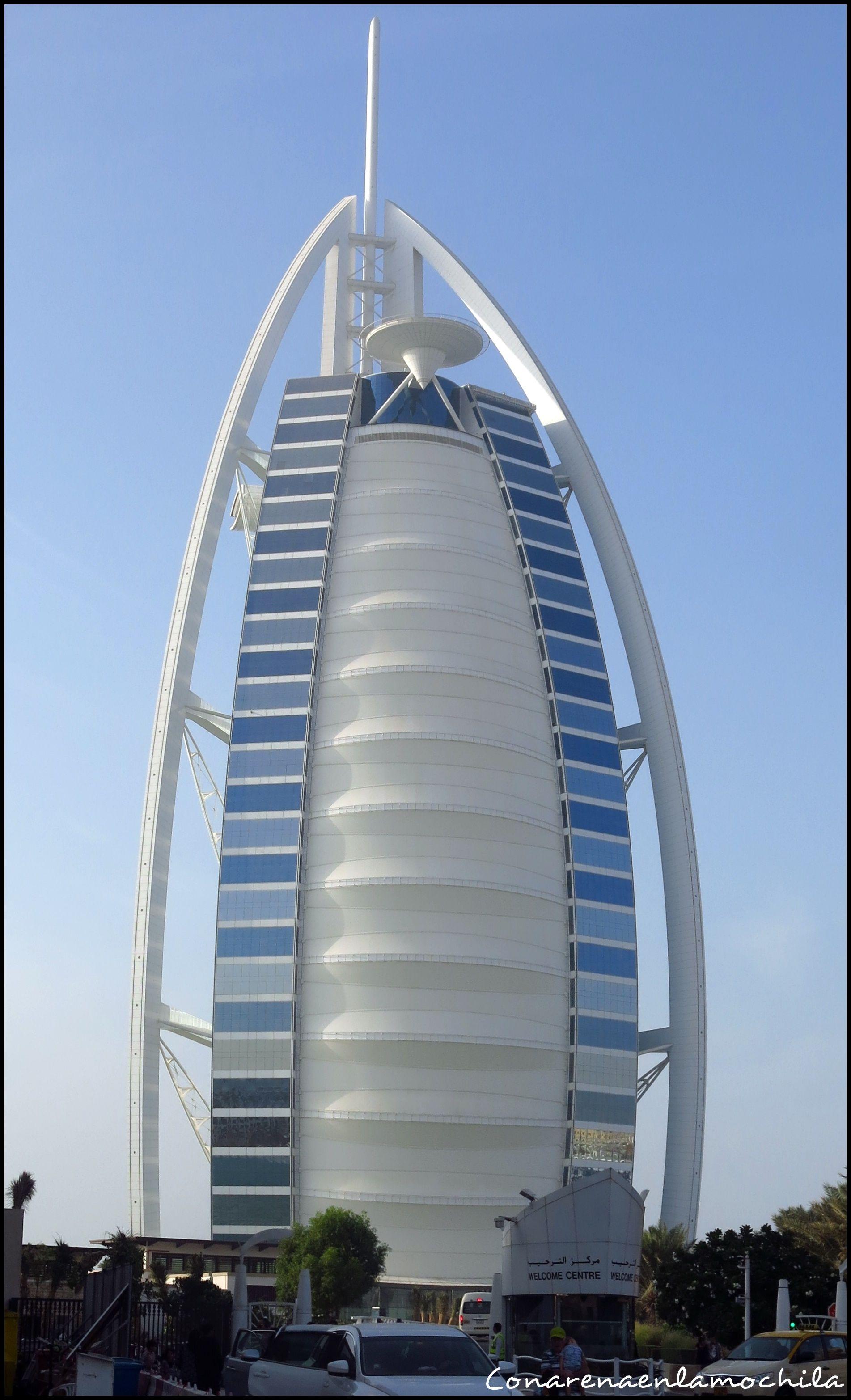 Burj Al Arab Dubai Emiratos Árabes Unidos