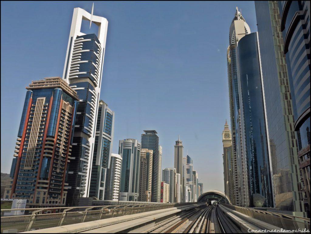 Financial Centre Dubai Emiratos Árabes Unidos
