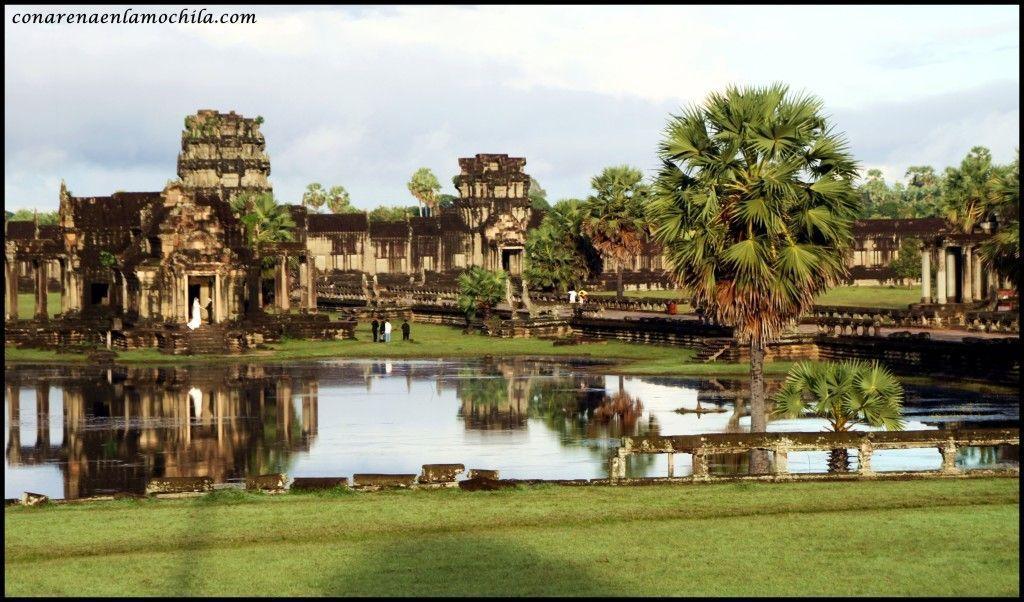Angkor Wat Siem Reap Camboya