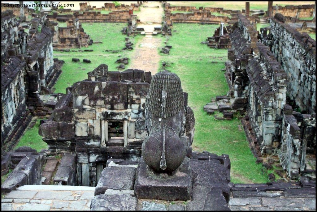 Bakong Angkor Siem Reap Camboya