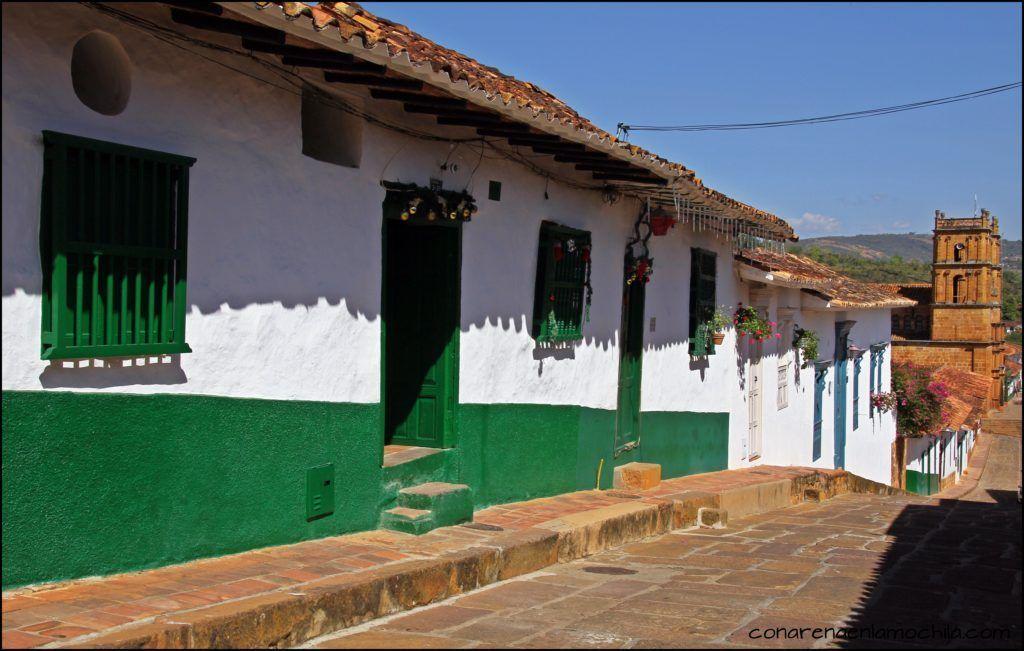 Barichara Santander Colombia