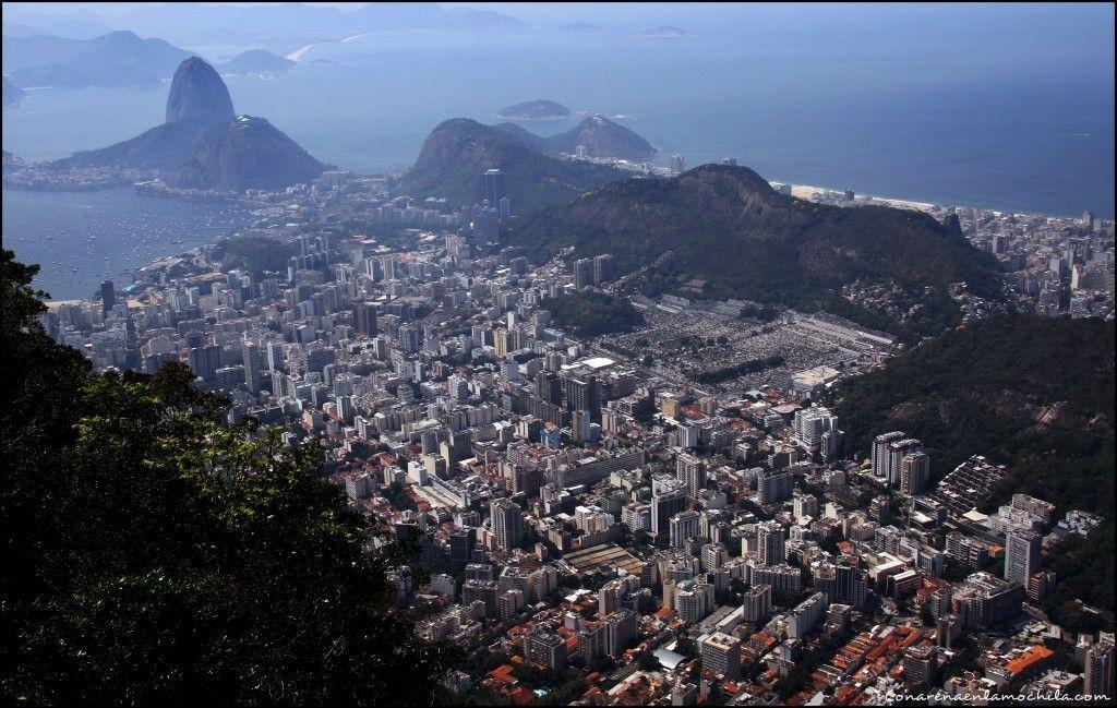 Corcovado Rio de Janeiro Brasil