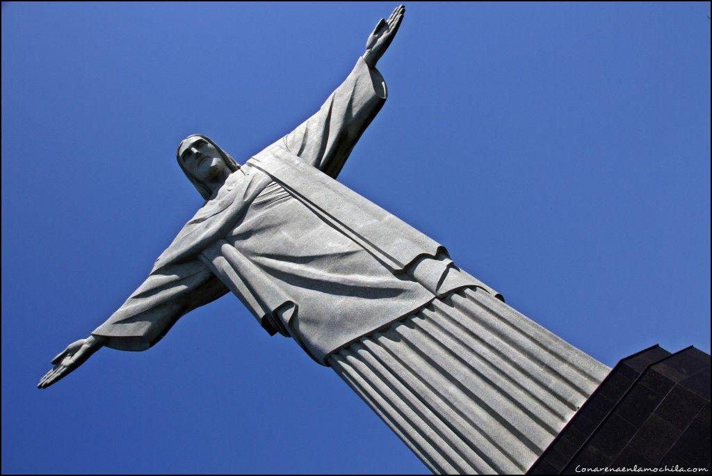 Cristo Corcovado Rio de Janeiro Brasil