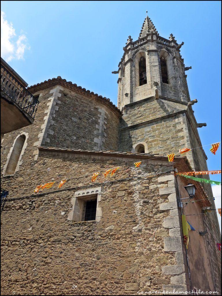 Sant Martí Vell Gerona Cataluña España