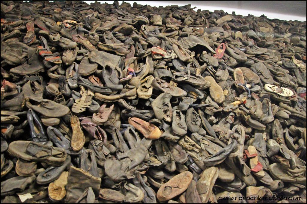 Auschwitz Birkenau Oswiecim Polonia