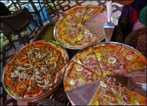 Pizzeria Fornilha Ilha Grande Brasil