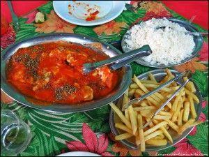 Restaurante Caramujo Paraty Brasil