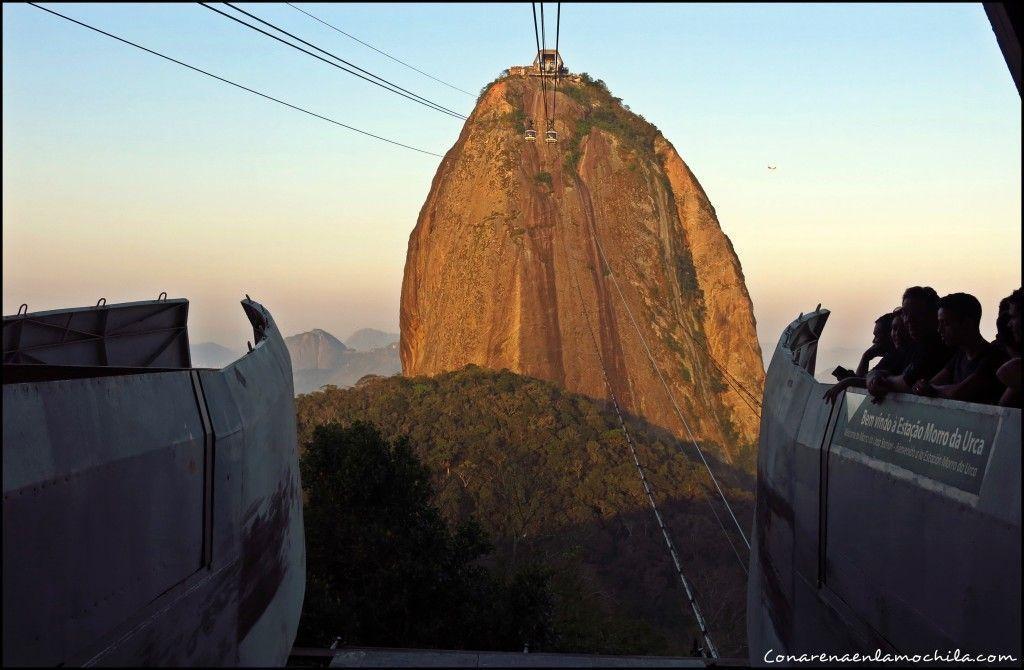 Pao de Açucar Rio de Janeiro Brasil