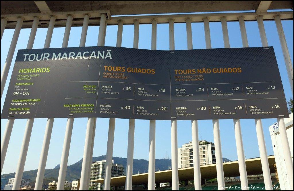 Maracaná Rio de janeiro Brasil