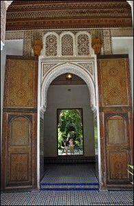 Palacio Bahia Marrakech Marruecos