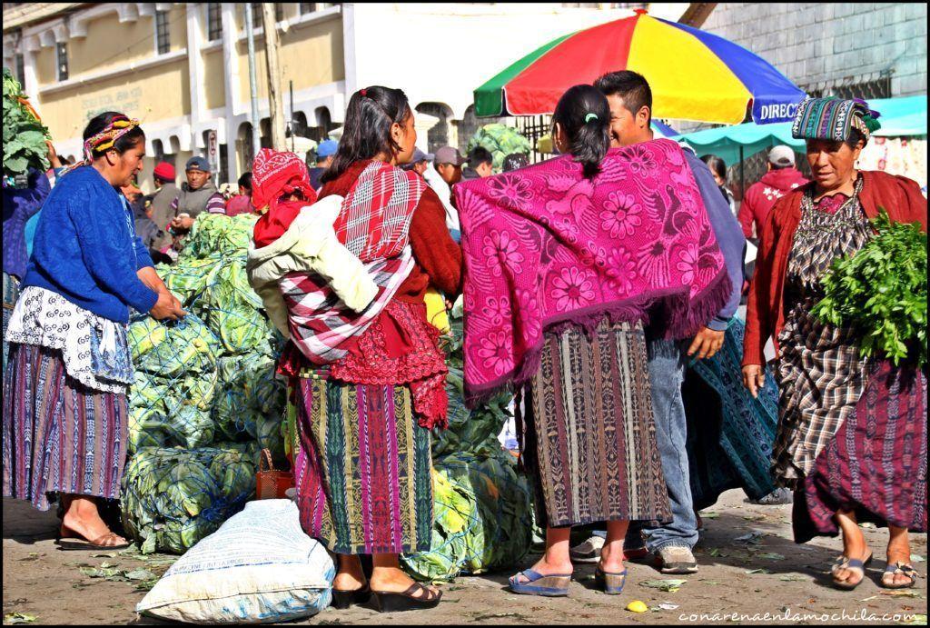 Almolonga Quetzaltenango Guatemala