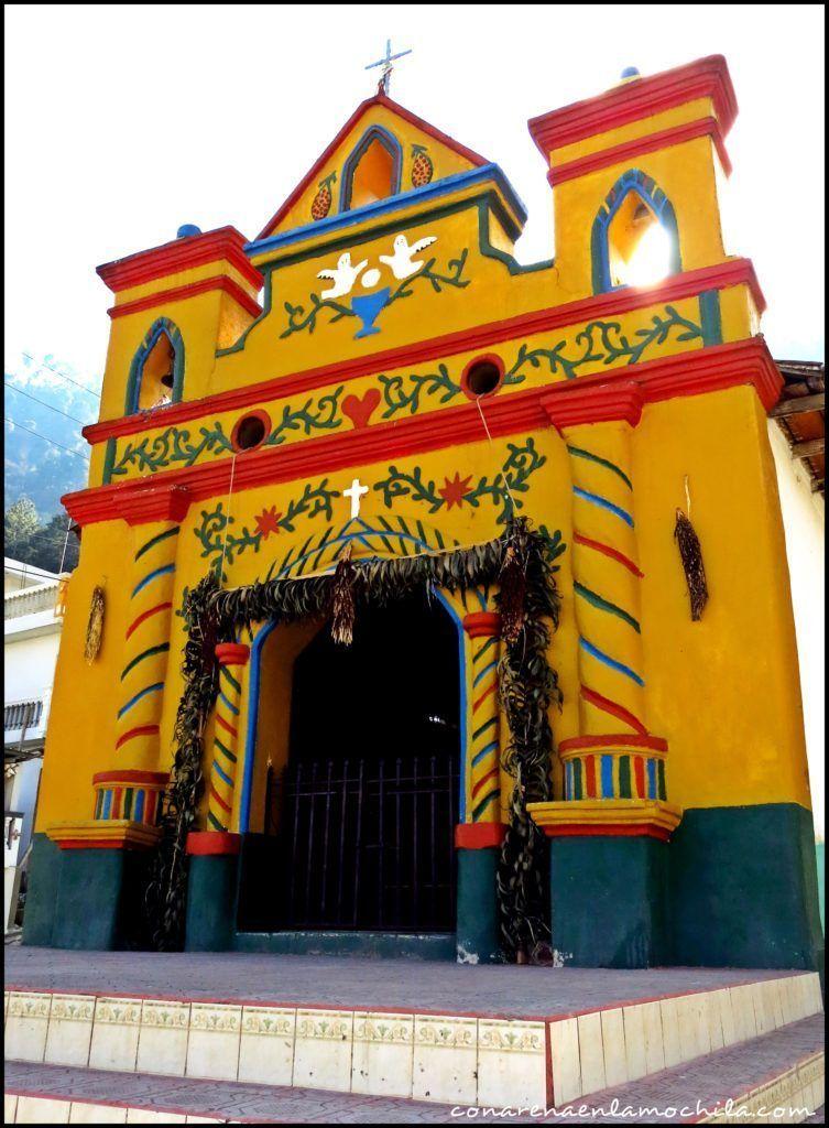 San Andrés Xecul Quetzaltenango Guatemala