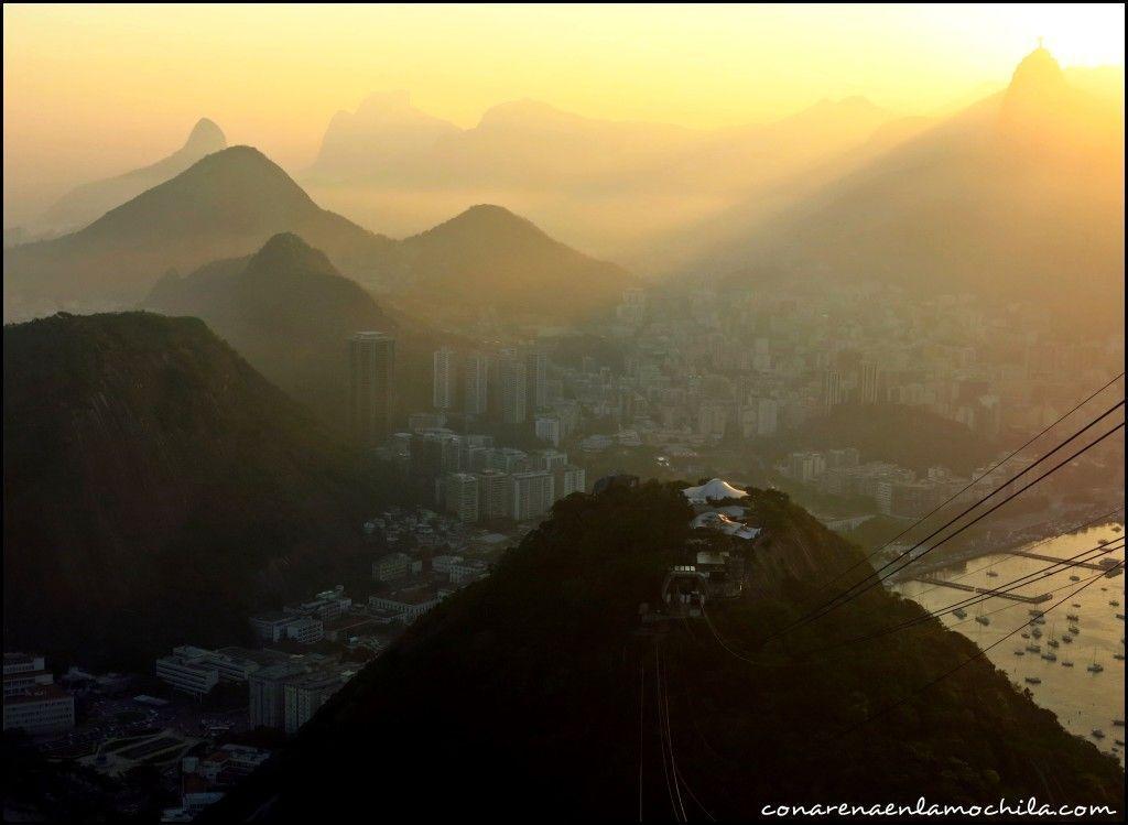 Pan de Azúcar Rio de Janeiro Brasil