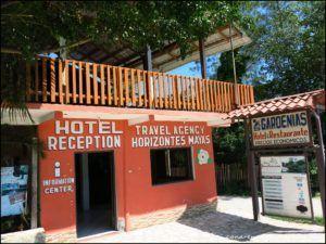 Hotel Las Gardenias El Remate Guatemala