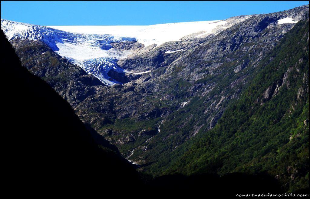 Folgefonna National Park Noruega