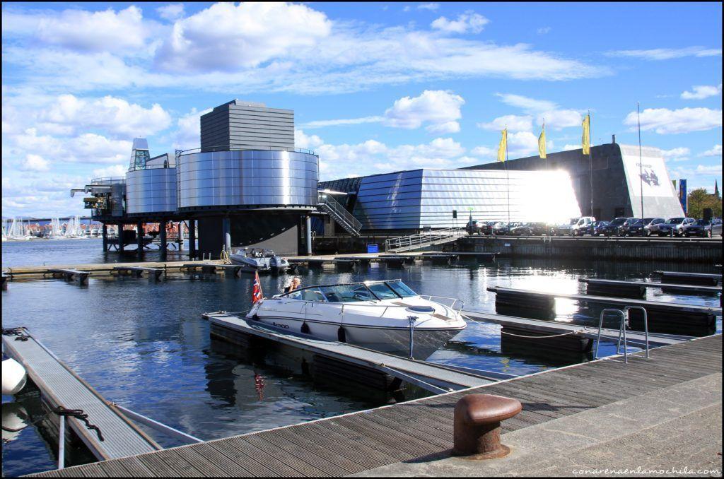 Museo Petroleo Stavanger