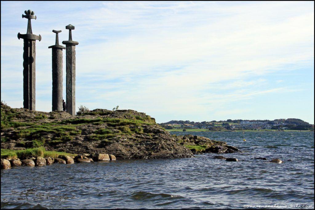 Sverd i Fjell Stavanger Noruega