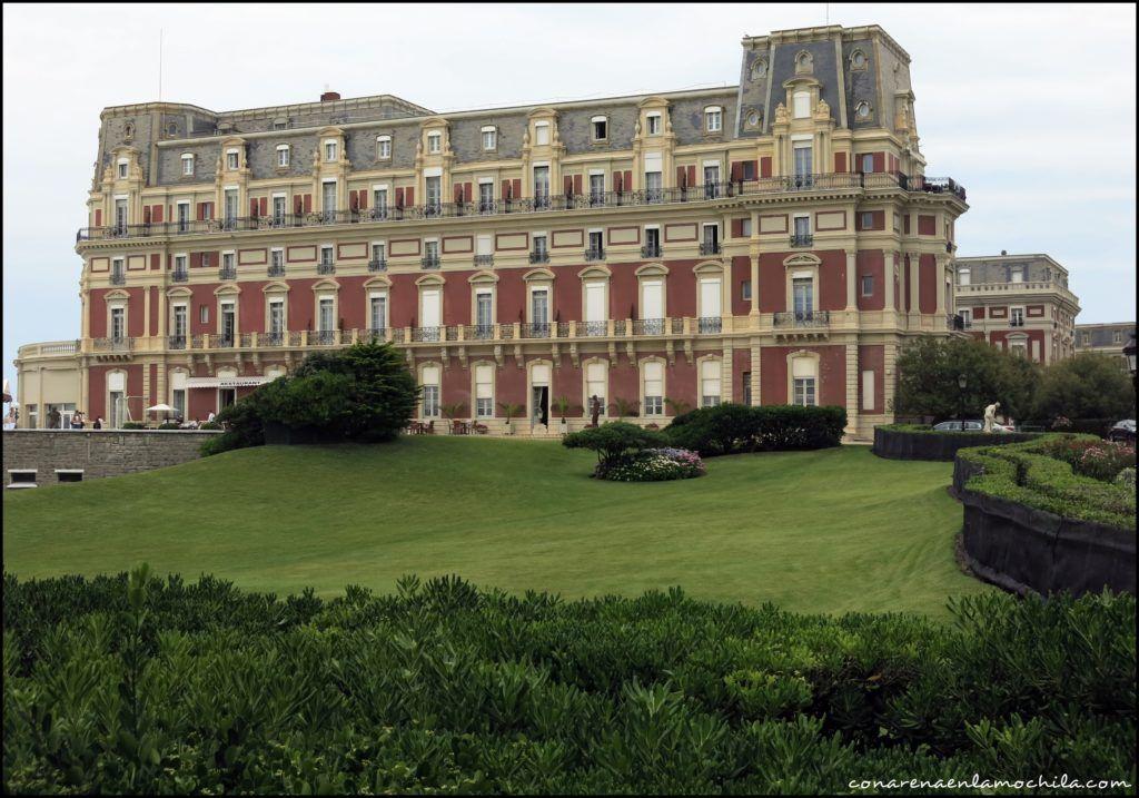 Biarritz País Vasco francés Francia