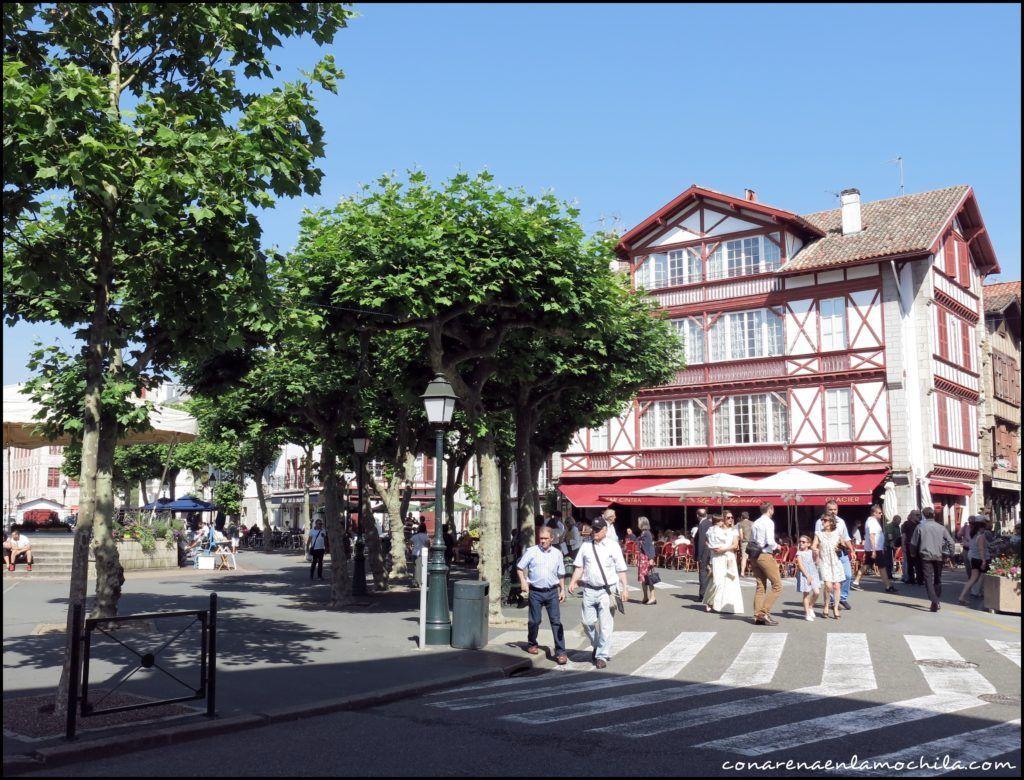 Saint Jean de Luz País Vasco francés Francia